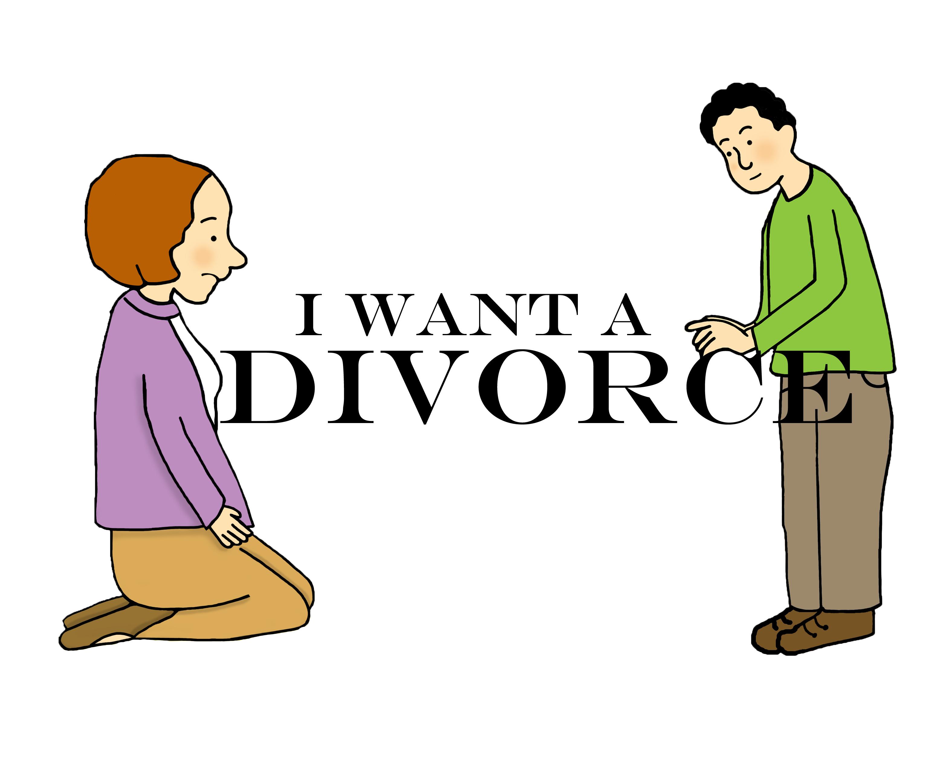 In laws divorce
